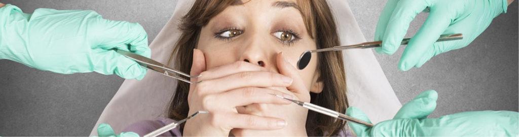 Studio Dentistico Schenardi - Gestione della paura